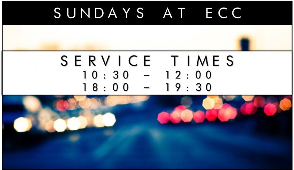 Sundays at ECC