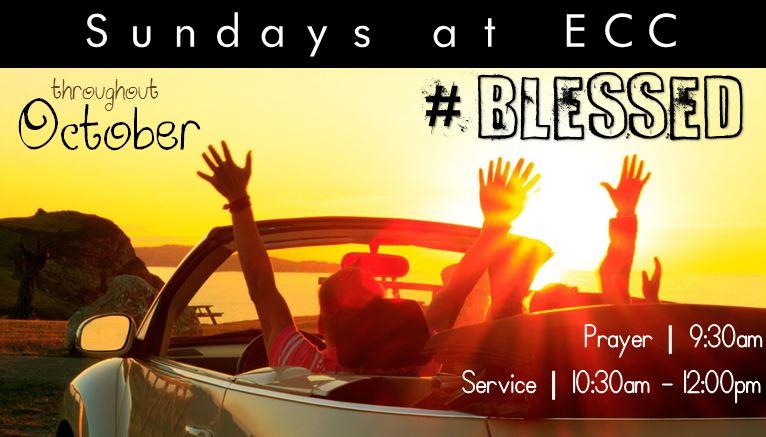 #Blessed – Week 2