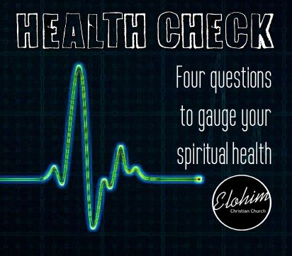 Health Check – Week 1