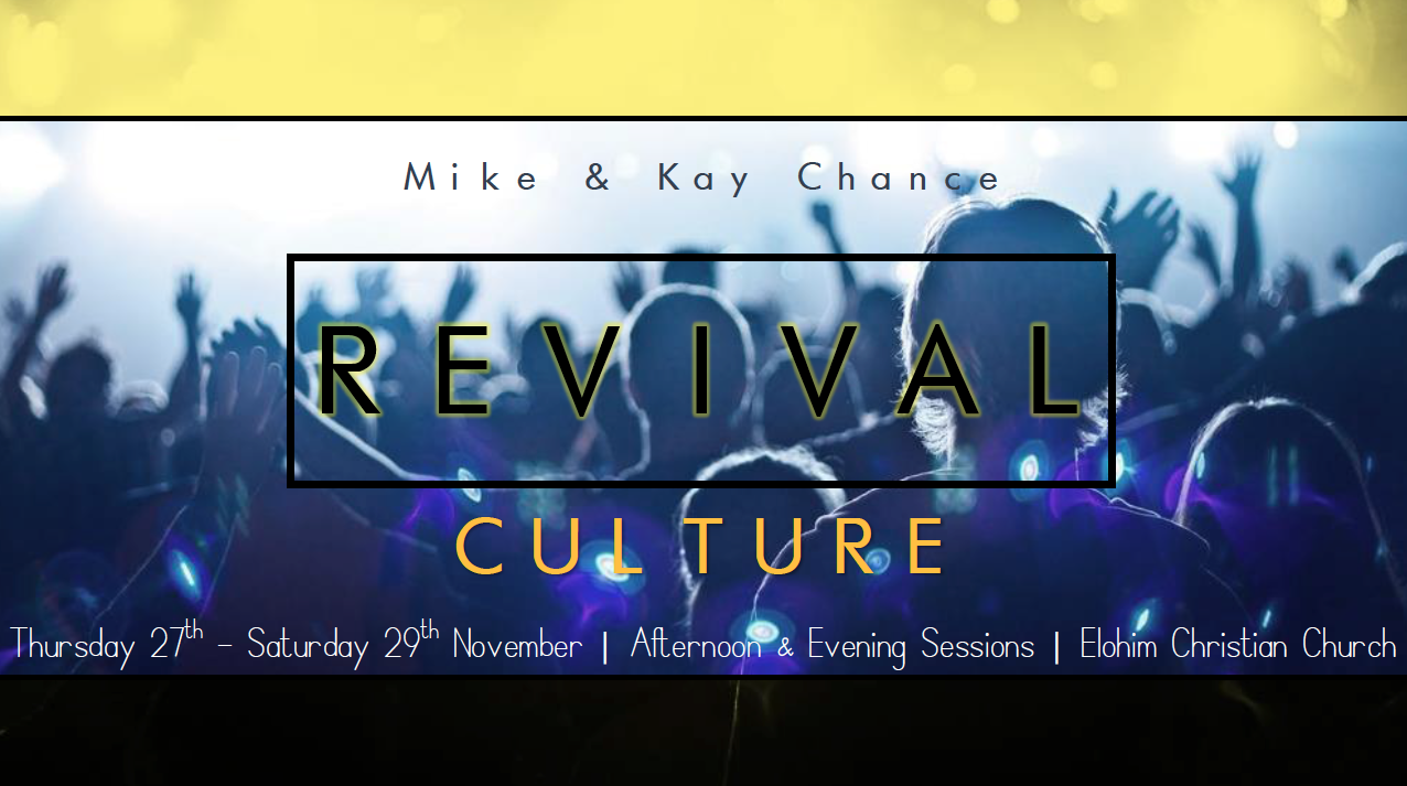 Session 6 – Ladies Afternoon Tea. Revival Culture.