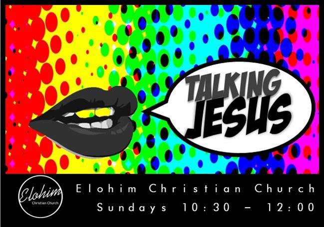 Talking Jesus – Week 3